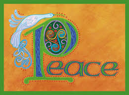 celtic peace christmas cards ministry of the arts