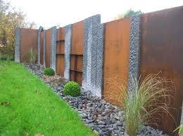 Trennwand Garten Glas Sichtschutz Granit Glas Kreative Ideen Für Ihr Zuhause Design