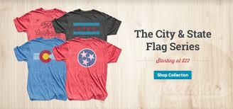 Chicago Flag Apparel Vintage City Shirts Vintage State Shirts Vintage T Shirts