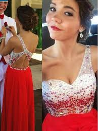 prom dress prom dresses red long beaded prom dress 2016