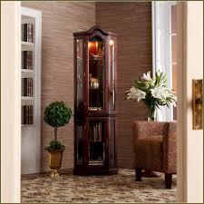 curio cabinet with light black corner curio cabinet with light home design ideas