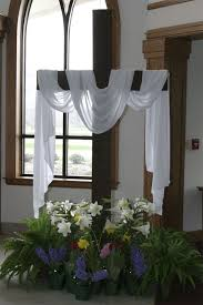 Easter Decorations To Make Pinterest by Best 25 Church Decorations Ideas On Pinterest Church Ideas