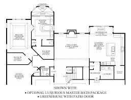 patio floor plans preserve at marvin the duke home design raleigh ii op bathb 1800