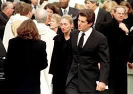 jfk jr u0026 wife carolyn bessette kennedy at ruling due in case of