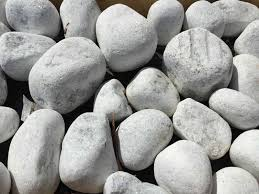 garden edging stone landscaping rocks pebbles outdoor paving