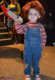 chucky costume lil chucky costume