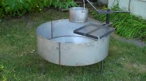 Higley Fire Pits by Delightful Higley Stainless Steel Fire Pits Rogersmn Youtube