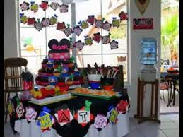 mickey mouse clubhouse party supplies mickey mouse clubhouse birthday party decorations ideas