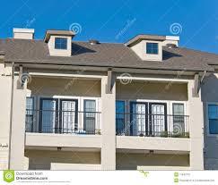 dormer windows stock photo image of white construction 4583688