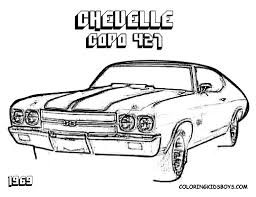 chevy camaro coloring page with pages shimosoku biz