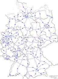 Wurzburg Germany Map by Where Is The Autobahn In Germany Map