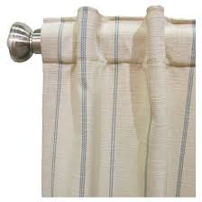 window curtain panels stripe tan target