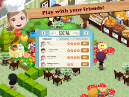 Home Design Game Storm8 Id Restaurant Story Royal Blues Android Apps On Google Play