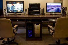 2 person computer desk two person desk design ideas for your home office desks monitor