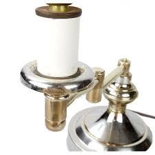 Bronze Swing Arm Table Lamp Fine Heyco Brass Swing Arm Table Lamp Decaso