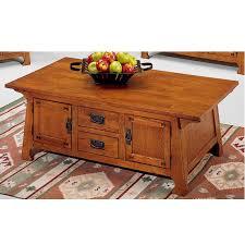 Craftsman Coffee Table Living Room Furniture Mission Furniture Craftsman Furniture