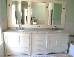 vanities bathroom double vanity mirrors white double bowl vanity