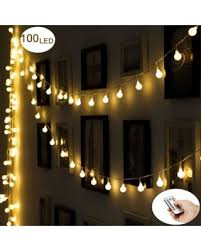 100 ft outdoor string lights great deals on outdoor string lights 35 1ft 100 led waterproof ball