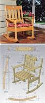 Cheap Outdoor Rocking Chairs 511 Best Outdoor Furniture Images On Pinterest Wood Projects