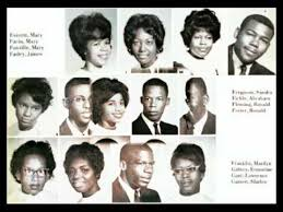 booker t washington high school yearbook btw class of 1963 and 1964