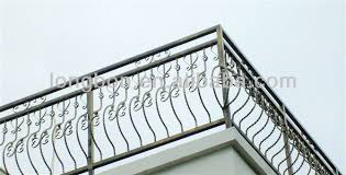 Iron Grill Design For Stairs Top Selling Hand Forging Iron Grill Design For Balcony Fence View