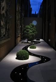 Ewing Landscape Lighting Andrew Ewing Design For Small Garden Landscape Architecture