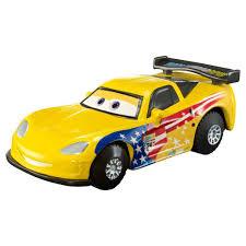 jeff corvette pixar cars stunt racers jeff gorvette