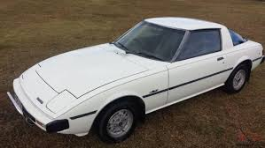 mazda rx7 amazing original condition current safety certificate in