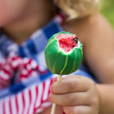 Watermelon Cake Decorating Ideas Best 25 Watermelon Cake Pops Ideas On Pinterest Summer Treats