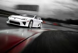 lexus supercar lfa lexus to showcase its lfa supercar at australian motor show 2010