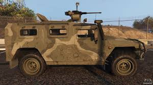 gaz tigr gaz tiger for gta 5