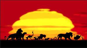 king of backdrops 7x5ft sunset sky lion king parade custom photo studio