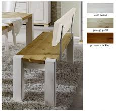 Esszimmer Bank Holz Ideen Massivholz Bank Mit Lehne Sitzbank Mit Lehne Esszimmer Und