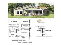 collection craftsman bungalow floor plans photos best image