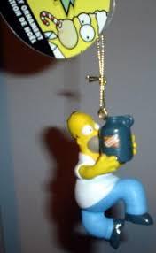 the simpsons homer ornament ebay