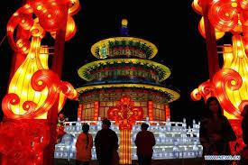 the lights festival houston 2016 largest chinese lantern festival 丨 life and art