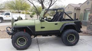 1987 jeep wrangler yj jeep wrangler yj 1987 rock crawler road for sale in tucson
