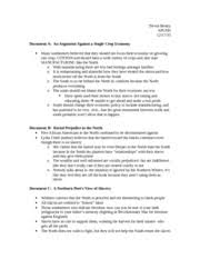 United States History  amp  Government Thematic Essays and DBQs Awesome outline for introducing DBQ structure