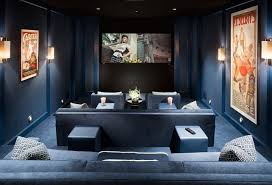 home theater design group set up an amazing home theater with a high power home cinema