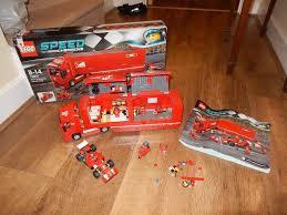 ferrari truck lego 75913 speed champions scuderia ferrari truck set with