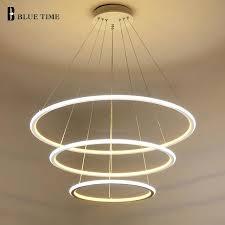 esszimmer len pendelleuchten pendelleuchten fur wohnzimmer neue moderne 3 kreis ringe led