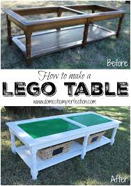 Diy Lego Table by How To Make A Lego Table Lego Table Lego And Tutorials