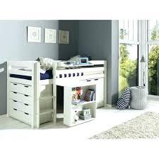 lit avec bureau coulissant rangement bureau enfant lit avec bureau coulissant jolly bureau
