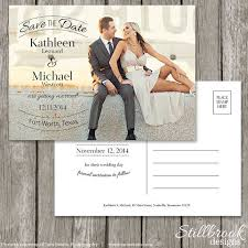 save the date st diy postcard save the date back wedding stationary