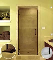 Shower Door Hinged by Ever Heard Talk About Hinged Shower Door Latest Door U0026 Stair Design