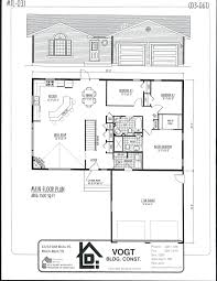Open Layout House Plans by Building Plans Vogt Construction Quality Custom Homes 1400 Sq Ft