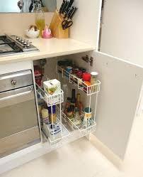 kitchen counter organizer ideas kitchen countertop storage excellent kitchen counter shelves