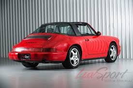 porsche 964 targa 1990 porsche 964 carrera 2 targa carrera stock 1990142 for sale