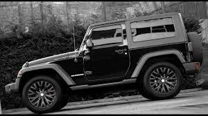 jeep wrangler rubicon two door 2 door black jeep wrangler sport youtube