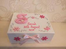 baptism memory box baby christening gifts ebay